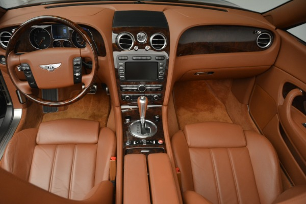 Used 2008 Bentley Continental GTC GT for sale Sold at Bentley Greenwich in Greenwich CT 06830 28