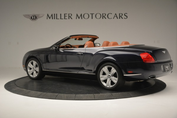 Used 2008 Bentley Continental GTC GT for sale Sold at Bentley Greenwich in Greenwich CT 06830 3