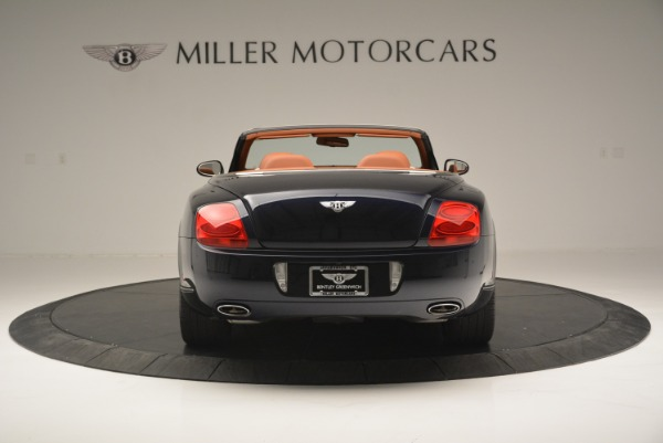 Used 2008 Bentley Continental GTC GT for sale Sold at Bentley Greenwich in Greenwich CT 06830 4