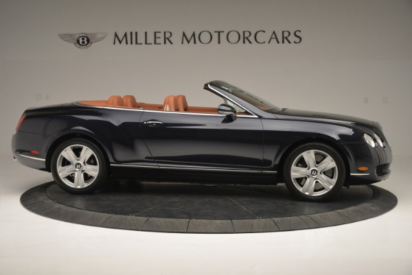 Used 2008 Bentley Continental GTC GT for sale Sold at Bentley Greenwich in Greenwich CT 06830 6