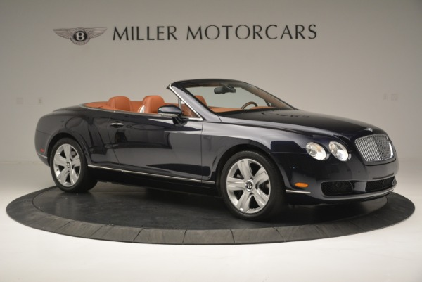 Used 2008 Bentley Continental GTC GT for sale Sold at Bentley Greenwich in Greenwich CT 06830 7