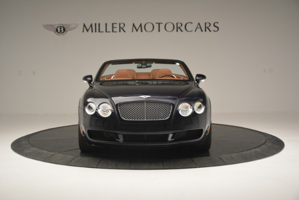 Used 2008 Bentley Continental GTC GT for sale Sold at Bentley Greenwich in Greenwich CT 06830 8