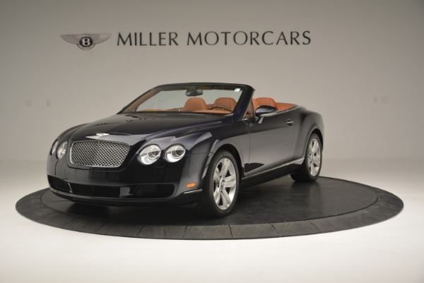 Used 2008 Bentley Continental GTC GT for sale Sold at Bentley Greenwich in Greenwich CT 06830 1
