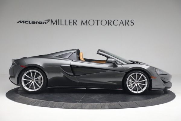 Used 2018 McLaren 570S Spider for sale Sold at Bentley Greenwich in Greenwich CT 06830 10