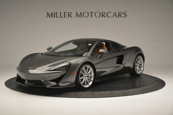 Used 2018 McLaren 570S Spider for sale Sold at Bentley Greenwich in Greenwich CT 06830 15