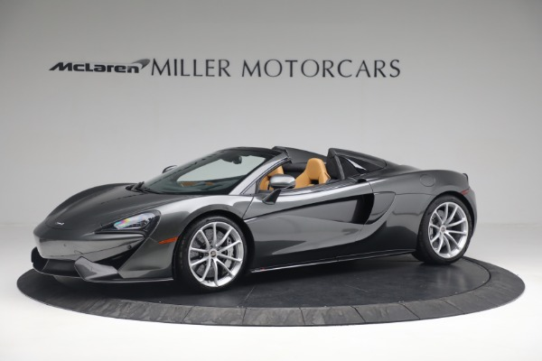 Used 2018 McLaren 570S Spider for sale Sold at Bentley Greenwich in Greenwich CT 06830 2