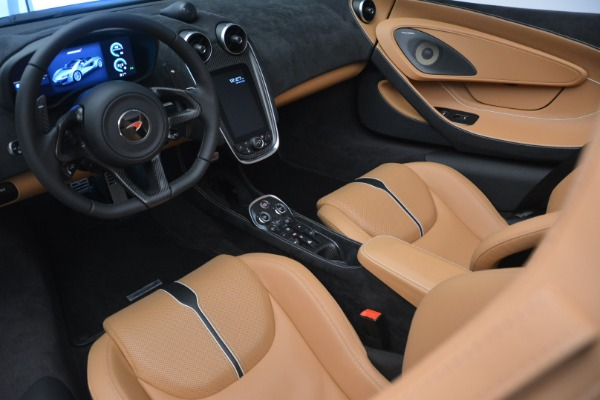 Used 2018 McLaren 570S Spider for sale Sold at Bentley Greenwich in Greenwich CT 06830 25