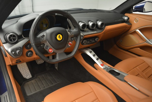 Used 2014 Ferrari F12 Berlinetta for sale Sold at Bentley Greenwich in Greenwich CT 06830 13
