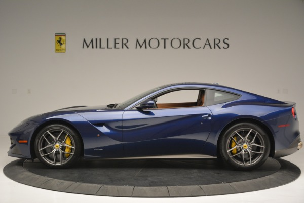 Used 2014 Ferrari F12 Berlinetta for sale Sold at Bentley Greenwich in Greenwich CT 06830 3