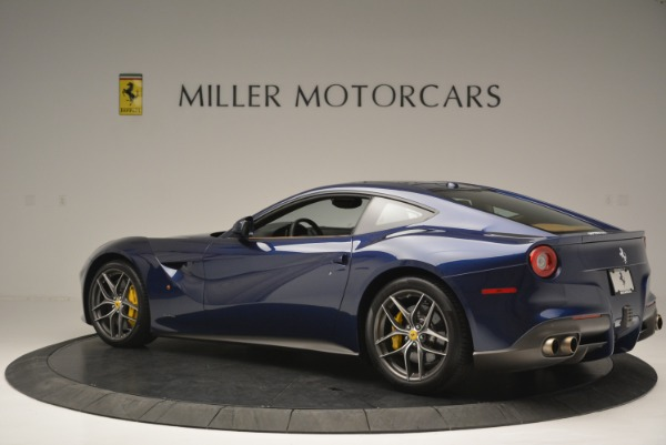 Used 2014 Ferrari F12 Berlinetta for sale Sold at Bentley Greenwich in Greenwich CT 06830 4