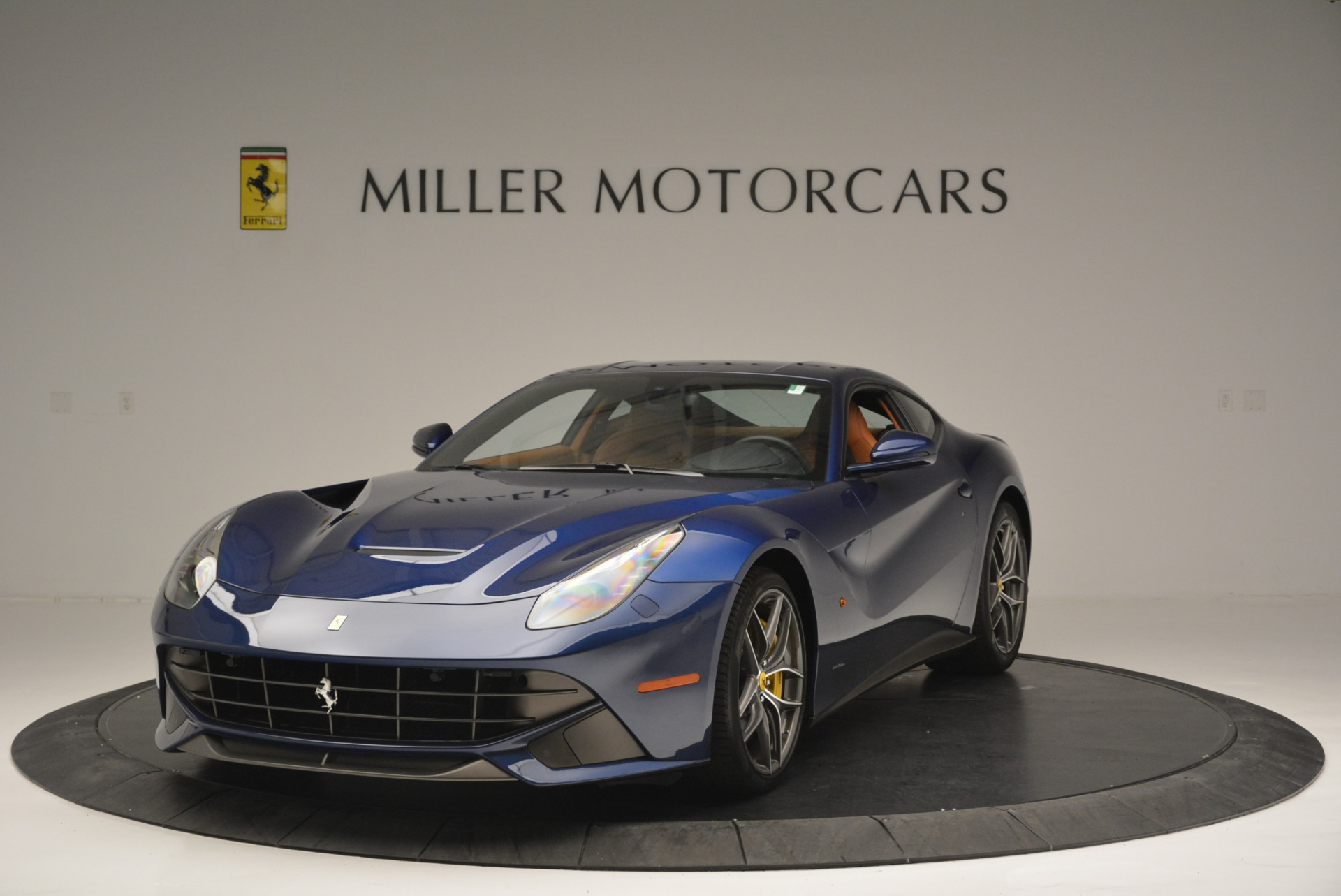 Used 2014 Ferrari F12 Berlinetta for sale Sold at Bentley Greenwich in Greenwich CT 06830 1