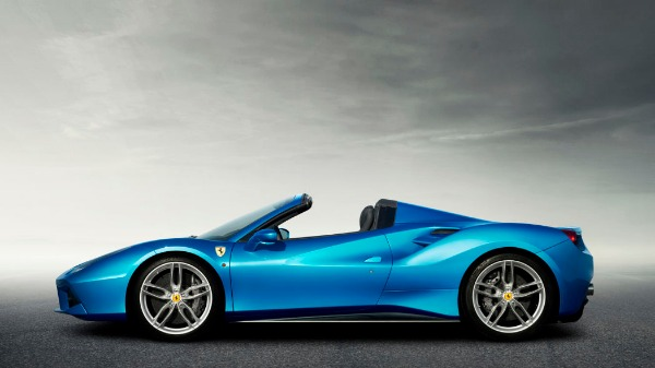 New 2019 Ferrari 488 Spider for sale Sold at Bentley Greenwich in Greenwich CT 06830 2