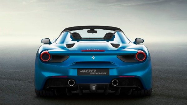 New 2019 Ferrari 488 Spider for sale Sold at Bentley Greenwich in Greenwich CT 06830 5
