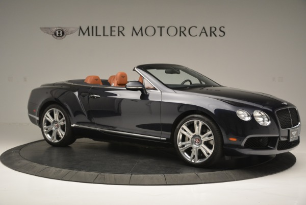 Used 2015 Bentley Continental GT V8 for sale Sold at Bentley Greenwich in Greenwich CT 06830 10