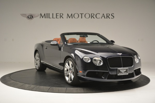 Used 2015 Bentley Continental GT V8 for sale Sold at Bentley Greenwich in Greenwich CT 06830 11