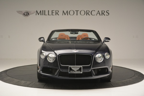 Used 2015 Bentley Continental GT V8 for sale Sold at Bentley Greenwich in Greenwich CT 06830 12