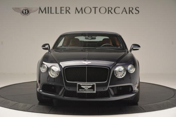 Used 2015 Bentley Continental GT V8 for sale Sold at Bentley Greenwich in Greenwich CT 06830 13