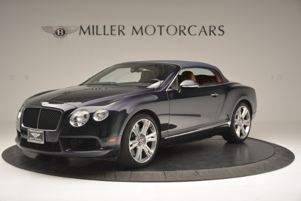Used 2015 Bentley Continental GT V8 for sale Sold at Bentley Greenwich in Greenwich CT 06830 14