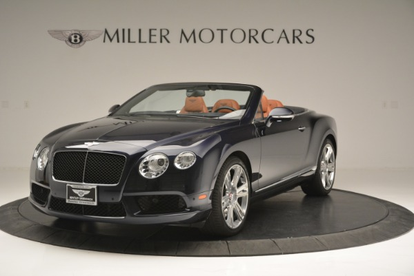 Used 2015 Bentley Continental GT V8 for sale Sold at Bentley Greenwich in Greenwich CT 06830 1