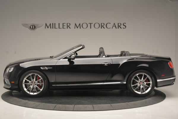 Used 2016 Bentley Continental GT V8 S for sale Sold at Bentley Greenwich in Greenwich CT 06830 3