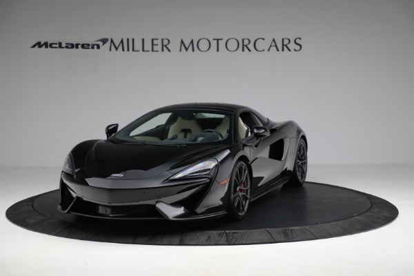 Used 2018 McLaren 570S Spider for sale Sold at Bentley Greenwich in Greenwich CT 06830 13