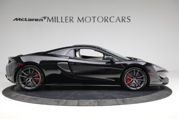 New 2018 McLaren 570S Spider for sale Sold at Bentley Greenwich in Greenwich CT 06830 17
