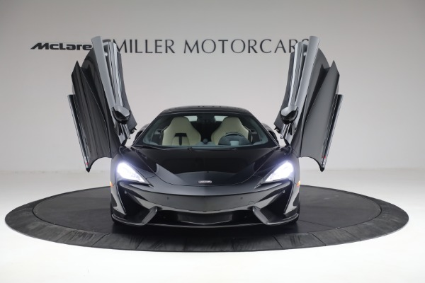 Used 2018 McLaren 570S Spider for sale Sold at Bentley Greenwich in Greenwich CT 06830 21