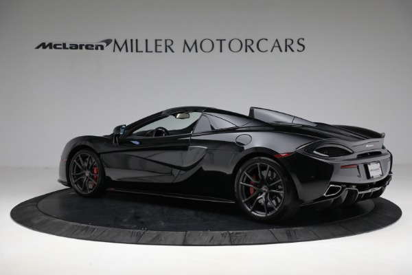 Used 2018 McLaren 570S Spider for sale Sold at Bentley Greenwich in Greenwich CT 06830 4