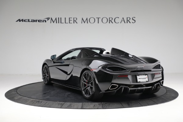 Used 2018 McLaren 570S Spider for sale Sold at Bentley Greenwich in Greenwich CT 06830 5