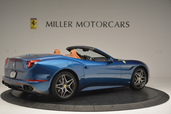 Used 2017 Ferrari California T Handling Speciale for sale Sold at Bentley Greenwich in Greenwich CT 06830 8