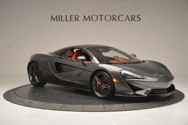 New 2018 McLaren 570S Spider for sale Sold at Bentley Greenwich in Greenwich CT 06830 21