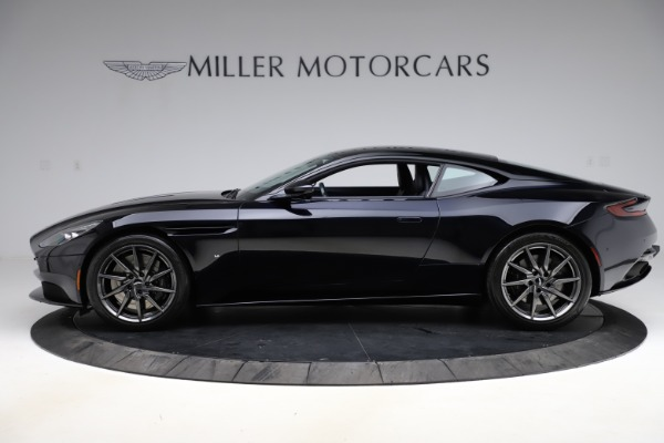 Used 2017 Aston Martin DB11 for sale Sold at Bentley Greenwich in Greenwich CT 06830 2