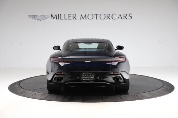 Used 2017 Aston Martin DB11 for sale Sold at Bentley Greenwich in Greenwich CT 06830 4