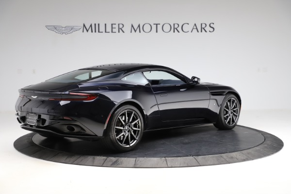 Used 2017 Aston Martin DB11 for sale Sold at Bentley Greenwich in Greenwich CT 06830 6