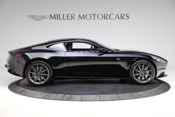 Used 2017 Aston Martin DB11 for sale Sold at Bentley Greenwich in Greenwich CT 06830 7