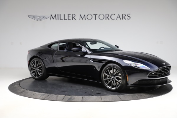 Used 2017 Aston Martin DB11 V12 for sale $149,900 at Bentley Greenwich in Greenwich CT 06830 8