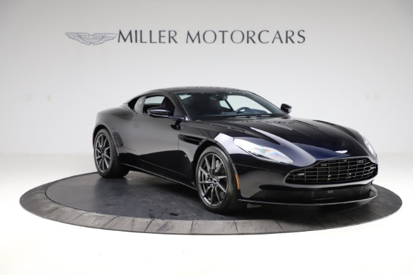 Used 2017 Aston Martin DB11 V12 for sale $149,900 at Bentley Greenwich in Greenwich CT 06830 9