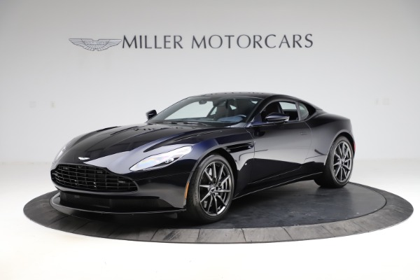 Used 2017 Aston Martin DB11 for sale Sold at Bentley Greenwich in Greenwich CT 06830 1