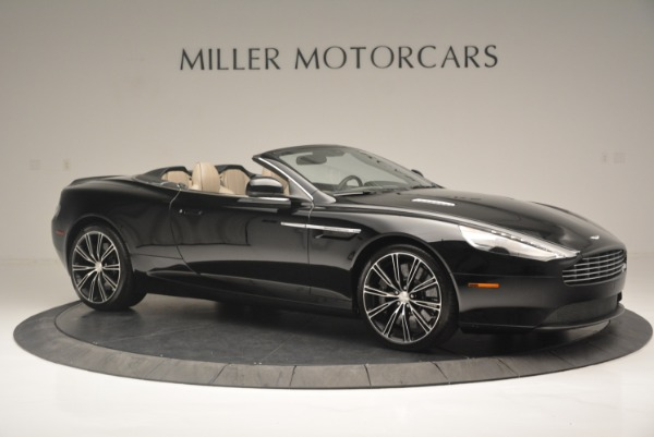 Used 2015 Aston Martin DB9 Volante for sale Sold at Bentley Greenwich in Greenwich CT 06830 10