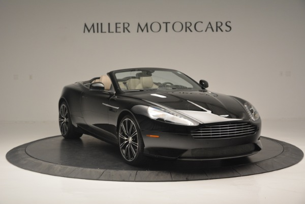 Used 2015 Aston Martin DB9 Volante for sale Sold at Bentley Greenwich in Greenwich CT 06830 11