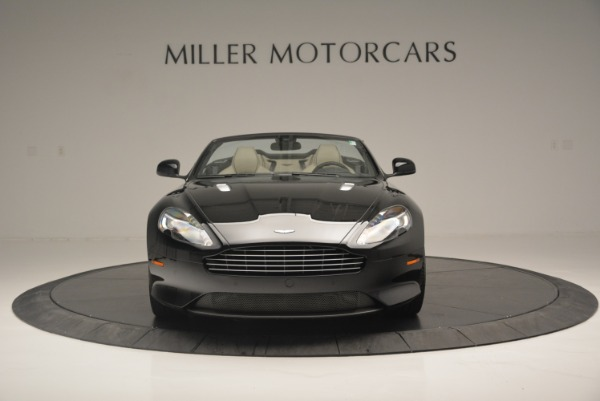 Used 2015 Aston Martin DB9 Volante for sale Sold at Bentley Greenwich in Greenwich CT 06830 12