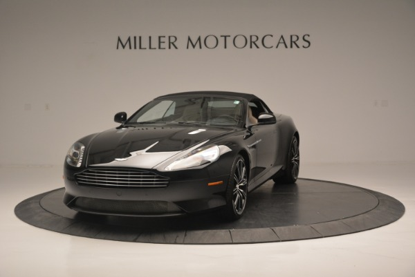 Used 2015 Aston Martin DB9 Volante for sale Sold at Bentley Greenwich in Greenwich CT 06830 13