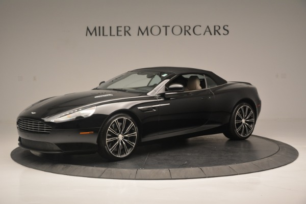 Used 2015 Aston Martin DB9 Volante for sale Sold at Bentley Greenwich in Greenwich CT 06830 14