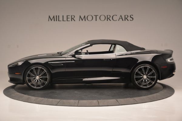 Used 2015 Aston Martin DB9 Volante for sale Sold at Bentley Greenwich in Greenwich CT 06830 15