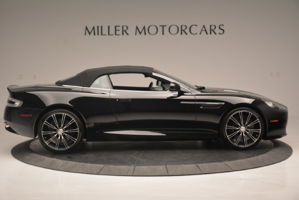 Used 2015 Aston Martin DB9 Volante for sale Sold at Bentley Greenwich in Greenwich CT 06830 16