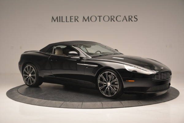 Used 2015 Aston Martin DB9 Volante for sale Sold at Bentley Greenwich in Greenwich CT 06830 17