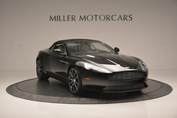 Used 2015 Aston Martin DB9 Volante for sale Sold at Bentley Greenwich in Greenwich CT 06830 18