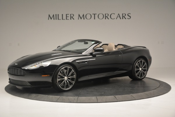 Used 2015 Aston Martin DB9 Volante for sale Sold at Bentley Greenwich in Greenwich CT 06830 2