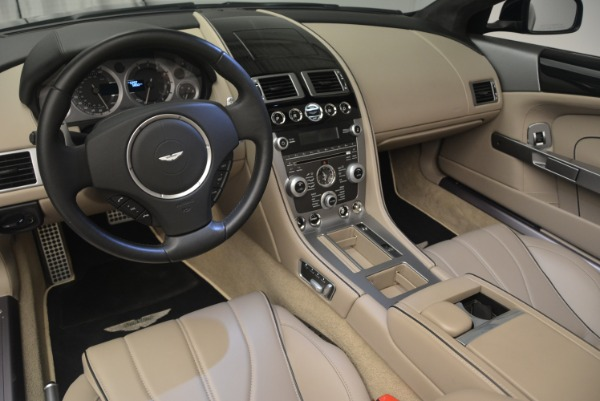 Used 2015 Aston Martin DB9 Volante for sale Sold at Bentley Greenwich in Greenwich CT 06830 20