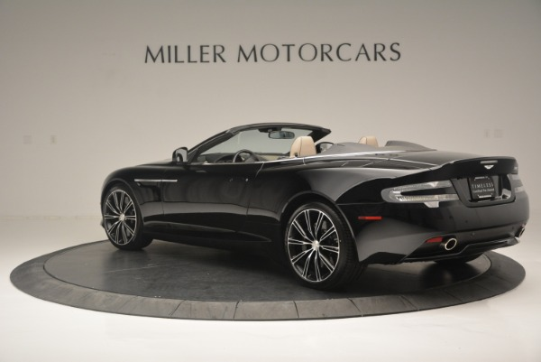 Used 2015 Aston Martin DB9 Volante for sale Sold at Bentley Greenwich in Greenwich CT 06830 4